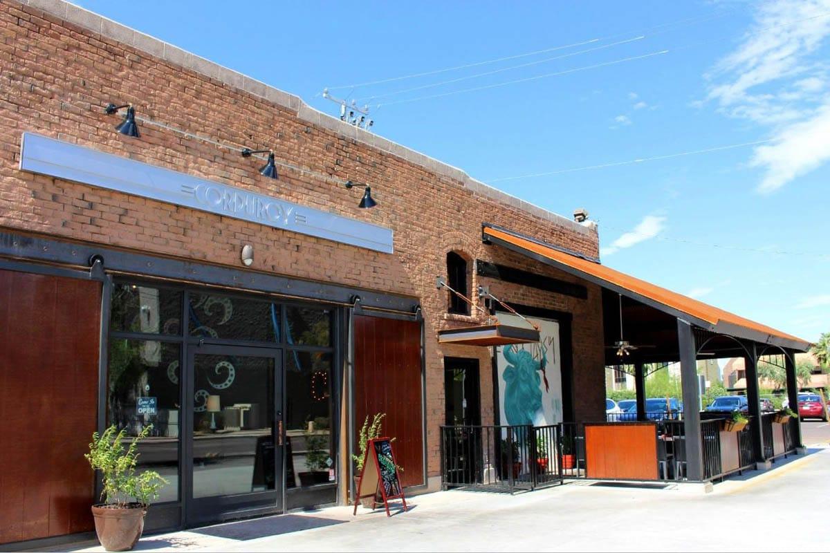 Corduroy-restaurant-phoenix-arizona-outdoor-main-entrance-1