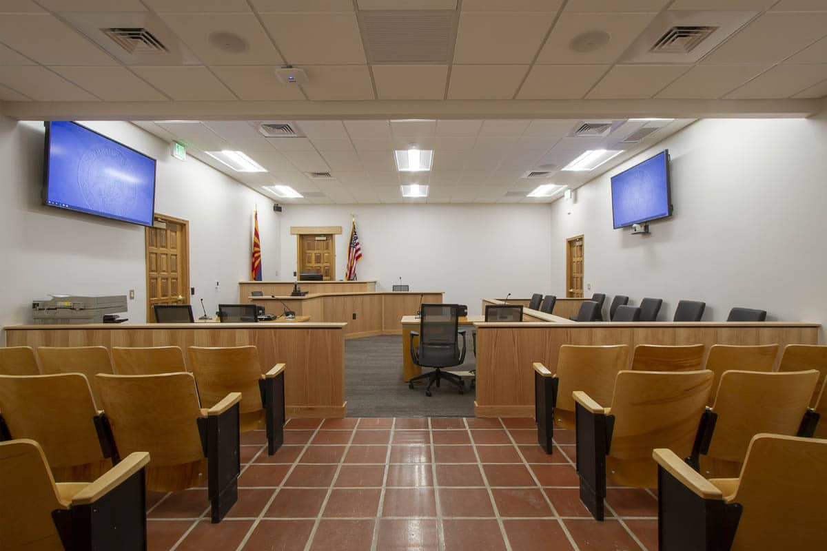 Pinal-county-superior-courthouse-main-court-room-florence-arizona