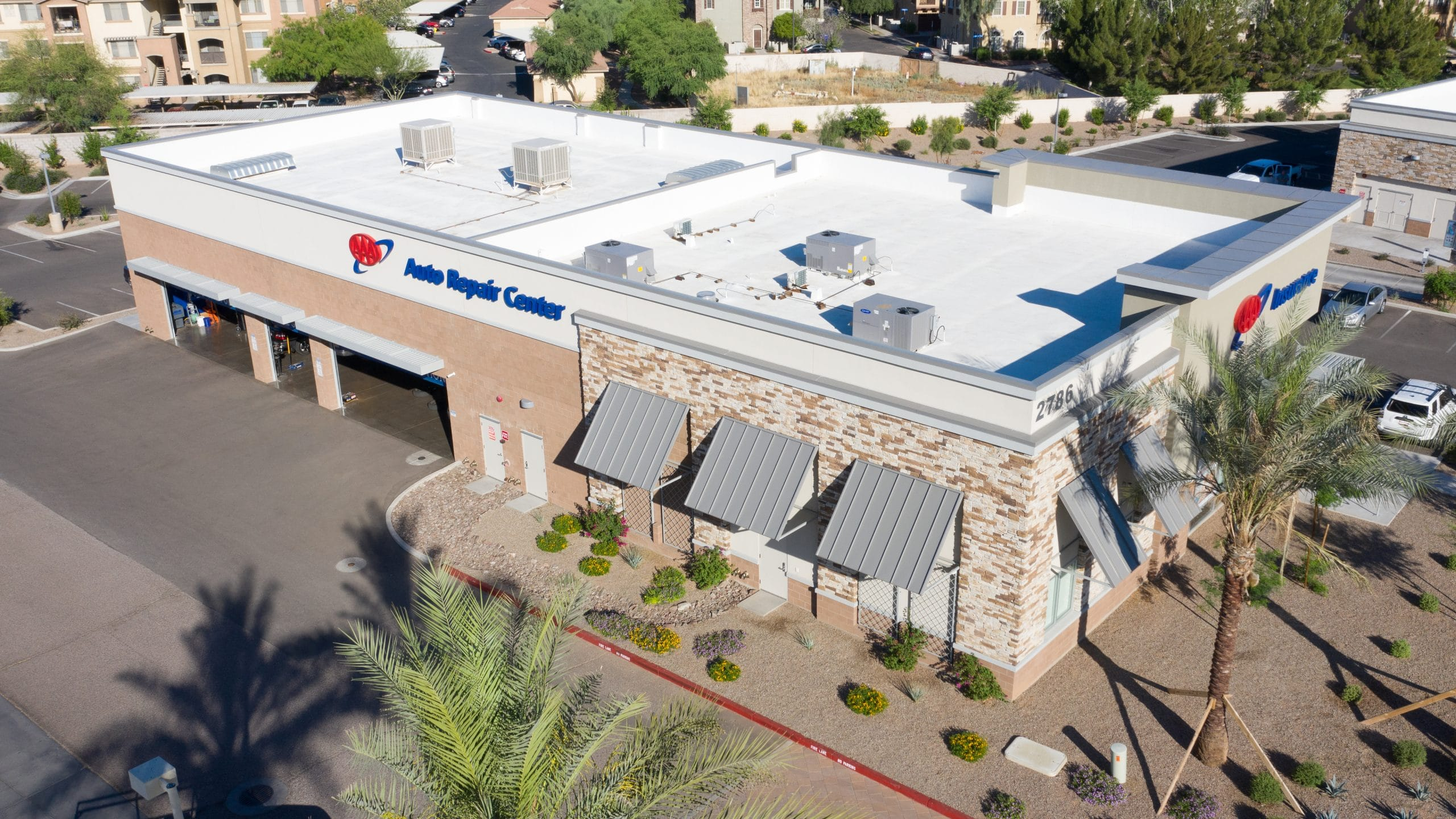 construction aaa auto center gilbert arizona