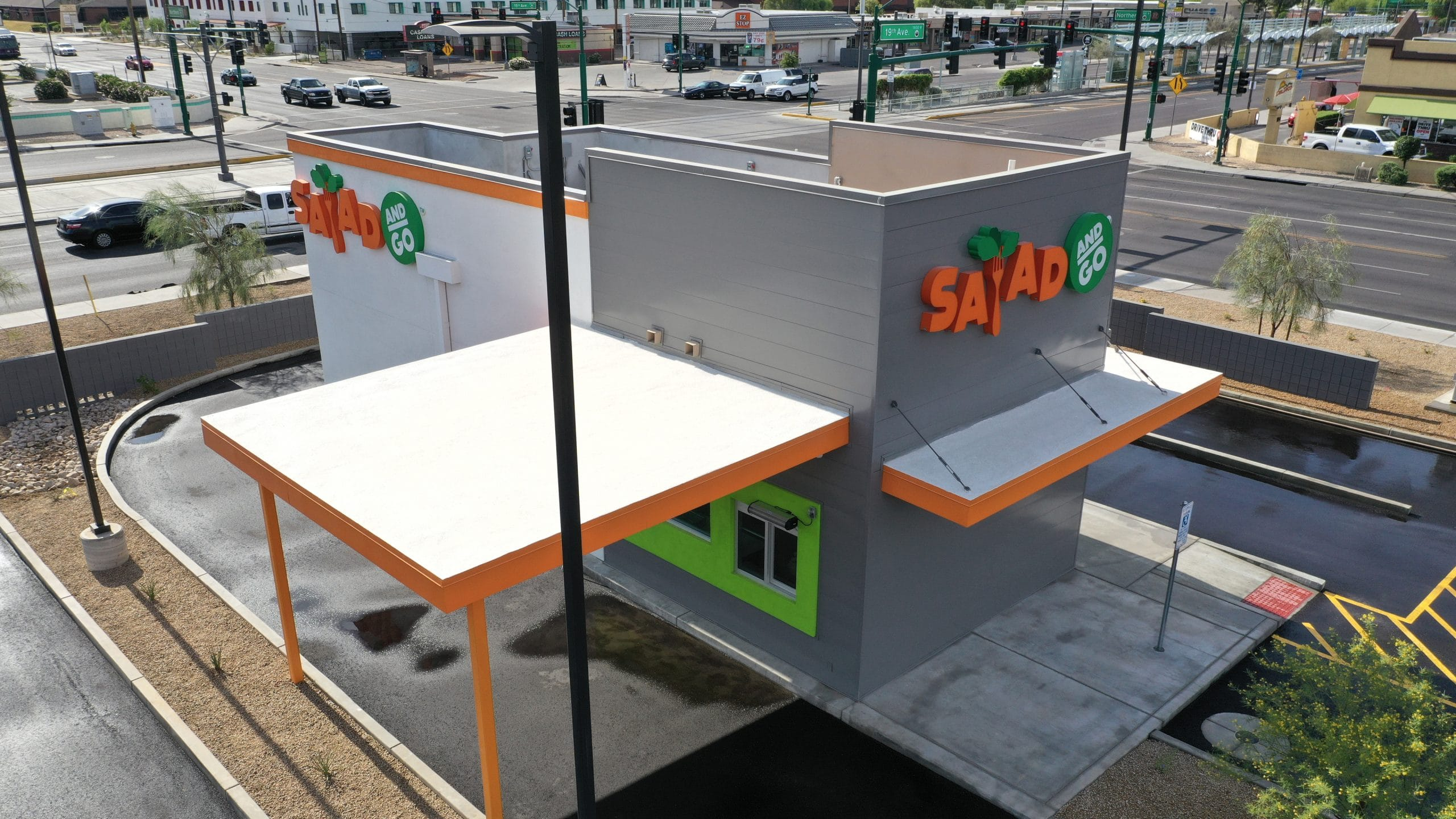 salad and go phoenix arizona construction