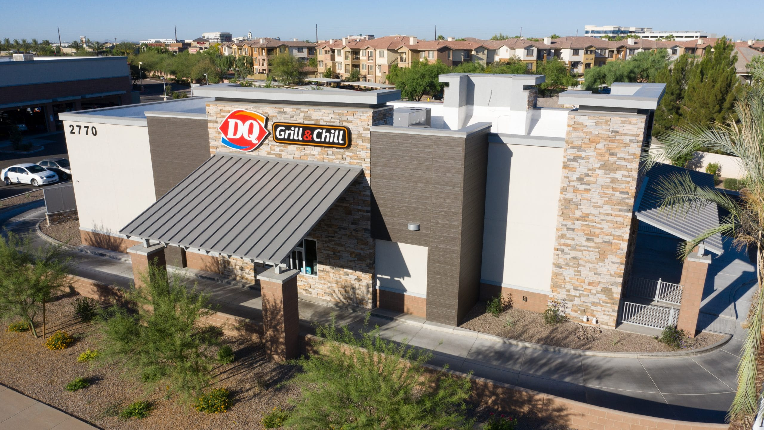 Dairy Queen San Tan Village Restaurant New Ground Up scaled