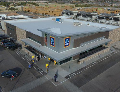 Aldi's Peoria Location Built by Delta Construction Opens